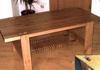 Produkte Vom Schreiner Wie Den Tisch Aus Massiven Holz Bekommt Man Nicht Discounter Um Die Ecke Wenn Auch Sie Einen Wohnzimmertisch Massiv